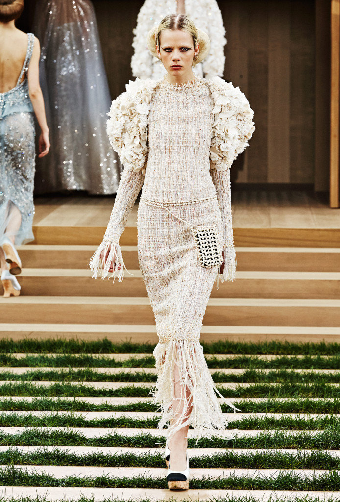A look from Chanel