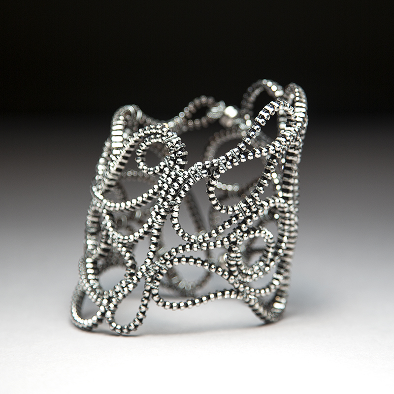 Cuff by Kate Cusack.