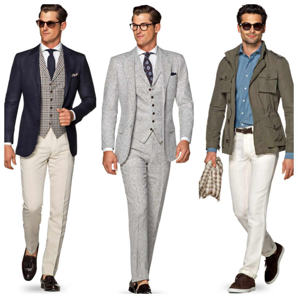 Suitsupply loks for spring 2017. SUItSUPPLY