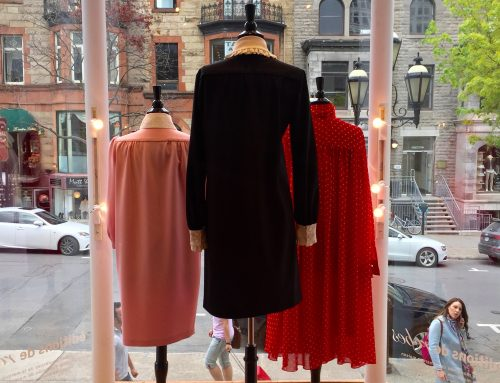 Éditions de robes opens shop in Museum Quarter, stocks red collection by the Joncas twins