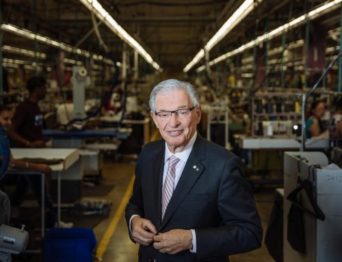 Manufacturing: Alvin Segal's Peerless story