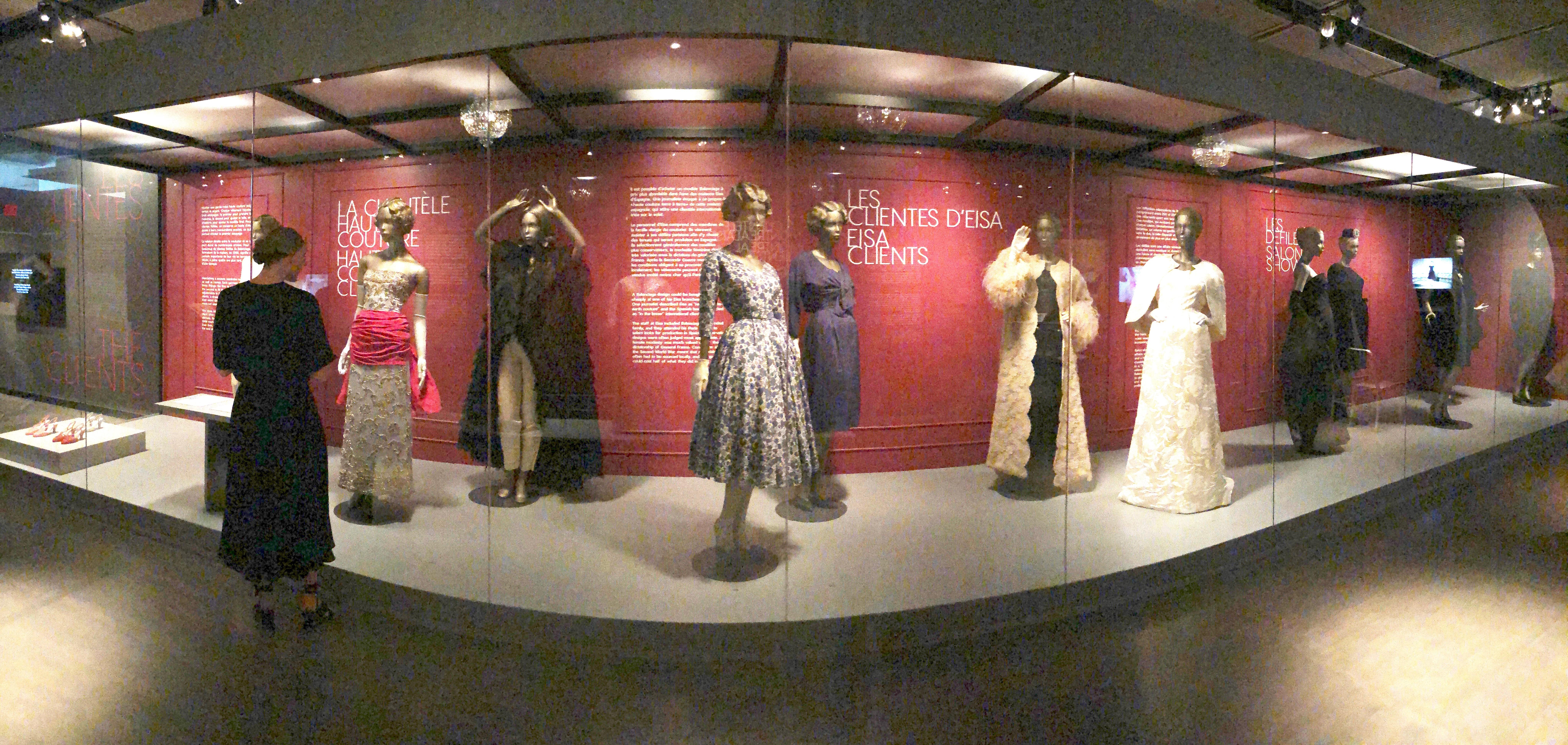 fc3697e8737e Balenciaga  Master of Couture opens at the McCord Museum