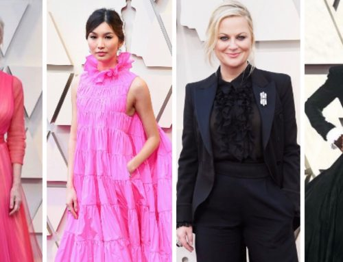 Oscars favourites: yin, yang, pants and pink
