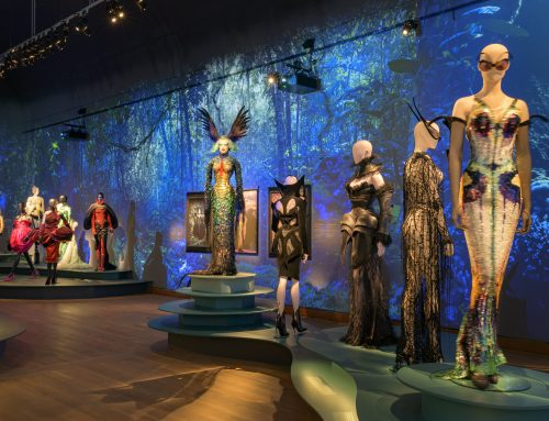 A Mugler moment: Montreal musée des beaux-arts stages a fashion opera of couture creations