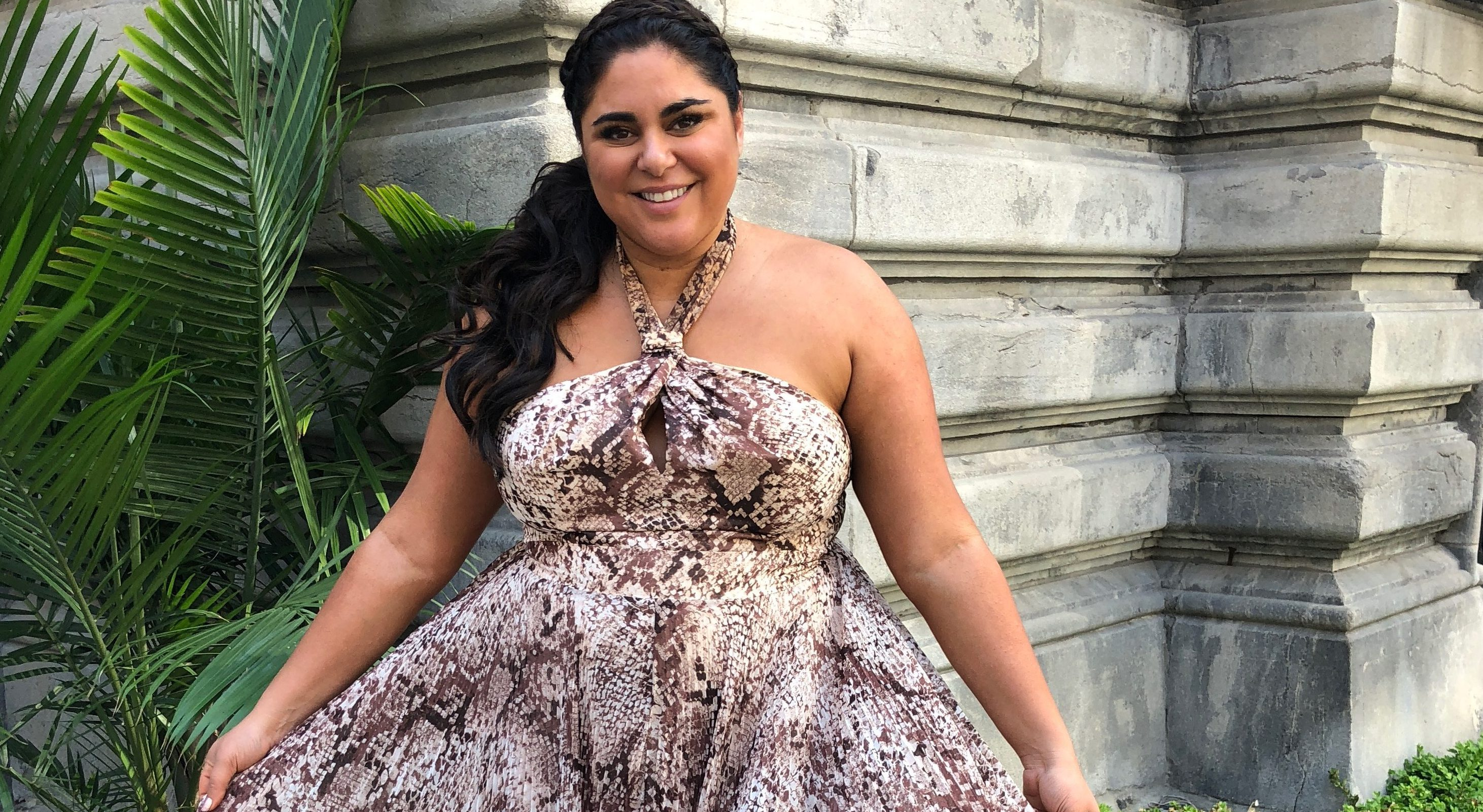 Positively plus: Roxy Earle on her Le Château extended size collection